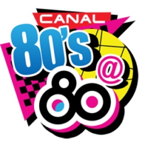 Logo of radio station Canal80 Radio