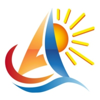 Logo of radio station Atlantica Soleil