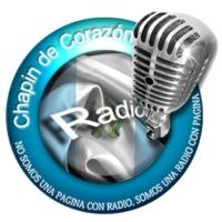Logo of radio station CHAPIN DE CORAZON
