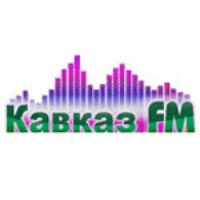 Logo of radio station Кавказ FM