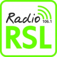 Logo of radio station Radio RSL 106.1
