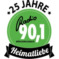 Logo of radio station Radio 90.1
