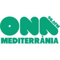 Logo of radio station Ona Mediterrània