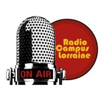 Logo of radio station Radio Campus Lorraine