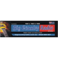 Logo of radio station Big Country Radio