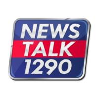 Logo of radio station KWFS NewsTalk 1290