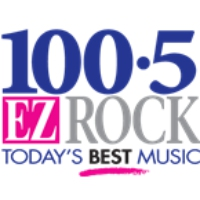 Logo of radio station EZ Rock 100.5