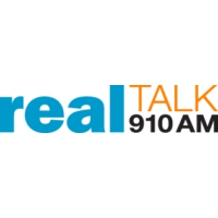 Logo of radio station Real Talk 910
