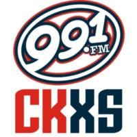 Logo of radio station 99.1 FM CKXS
