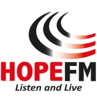 Logo of radio station Hope FM