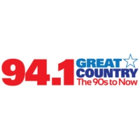Logo of radio station WNNF Great Country 94.1
