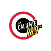Logo of radio station XHCTC La Caliente 99.9 FM