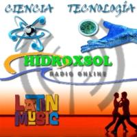 Logo of radio station Hydroxsol Radio