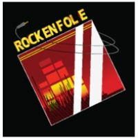 Logo of radio station Rockenfolie, la Webradio