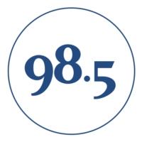 Logo de la radio 98.5 FM
