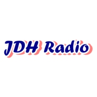 Logo of radio station JDH Radio