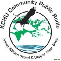 Logo of radio station KCHU-AM