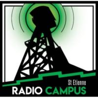 Logo of radio station Radio Campus St-Etienne