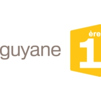 Logo of radio station Guyane 1ère