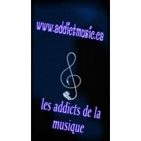 Logo of radio station addictmusic