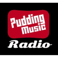 Logo of radio station Pudding Music Radio