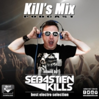 Logo of the podcast Kill's Mix N°292 by Sebastien Kills ( French Version )