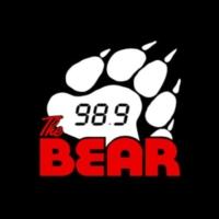 Logo of radio station WBYR 98.9 The Bear
