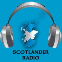 Logo of radio station Scotlander Radio