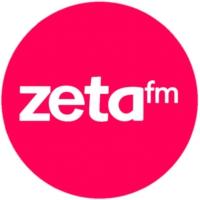 Logo of radio station Zeta FM