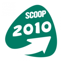 Logo of radio station Radio SCOOP 100% Années 2010