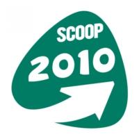 Logo of radio station Radio SCOOP 100% Années 2010