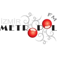 Logo of radio station iZmir Metropol fm