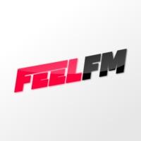 Logo of radio station Feel FM