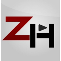 Logo of radio station ZoneHitsRadio
