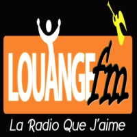 Logo of radio station LouangeFM