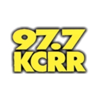 Logo of radio station KCRR 97.7