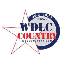 Logo of radio station WDLC Country 107.7