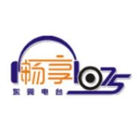 Logo of radio station 东莞电台畅享1075 - Dongguan radio enjoy 1075