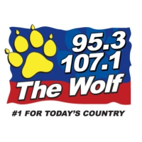 Logo of radio station WXLF The Wolf
