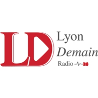 Logo of radio station LYON DEMAIN