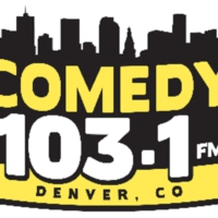 Logo of radio station Comedy 103.1