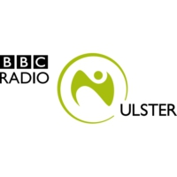 Logo of radio station BBC Radio Ulster