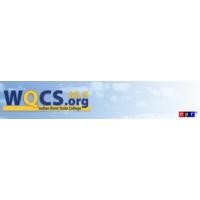 Logo of radio station WQCS 88.9 FM