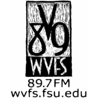 Logo of radio station WVFS 89.7 FM