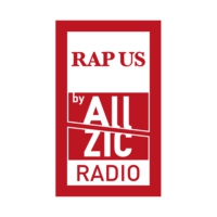 Logo of radio station Allzic Rap US