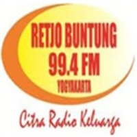 Logo of radio station Retjo Buntung FM 99.4