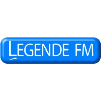 Logo of radio station LEGENDE FM