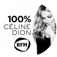 Logo of radio station RFM Céline Dion