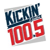 Logo of radio station KIKN 100.5