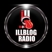 Logo of radio station ILLBLOG Radio
